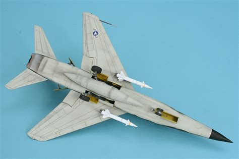 A what-If F-107 in jungle green - HobbyTalk