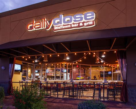 Midtown Phoenix - Daily Dose Grill