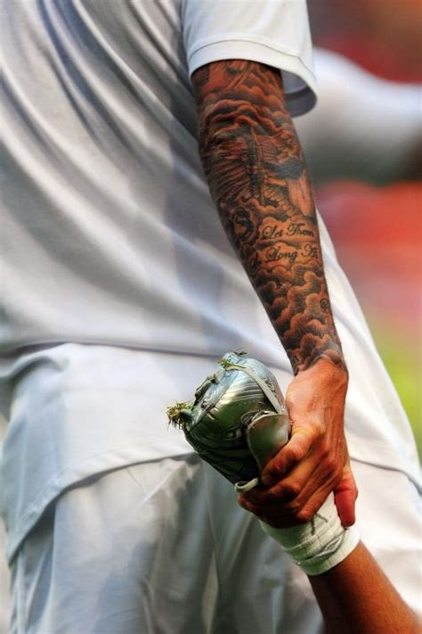 PHOTOS: David Beckham's obsession with tattoos explained