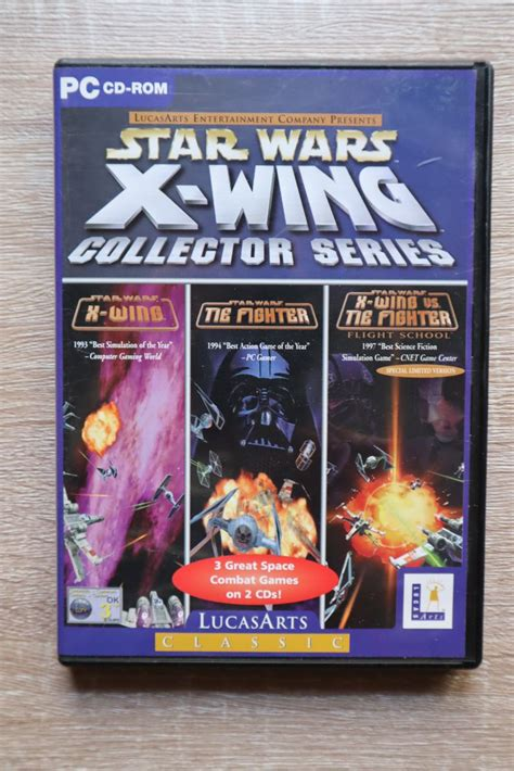 Star Wars X-Wing Collector Series | retro-games