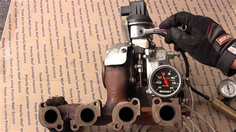 How a TDI engine VNT turbo works and how they fail and