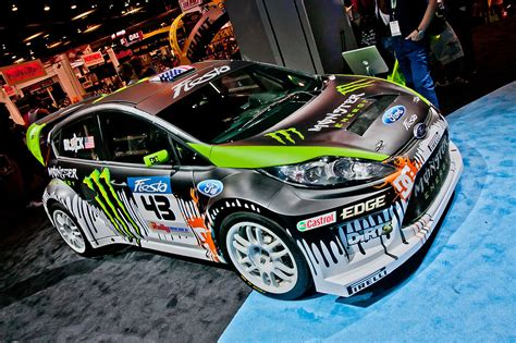 2010 Ford Fiesta Monster World Rally | Top Speed