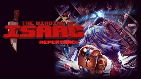 The Binding of Isaac: Repentance Gets Steam Page And