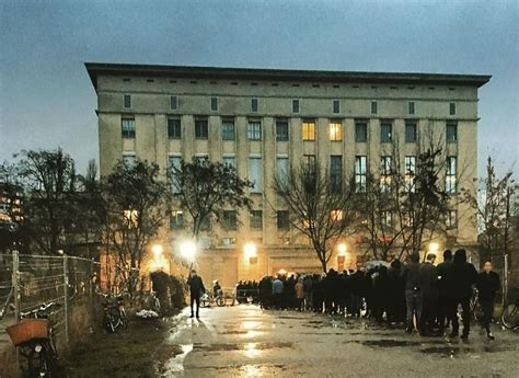 Can You Get Past The World's Toughest Bouncer At Berghain?