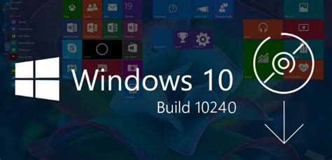Windows 10 Pro Build 10240 – Download The Free Official