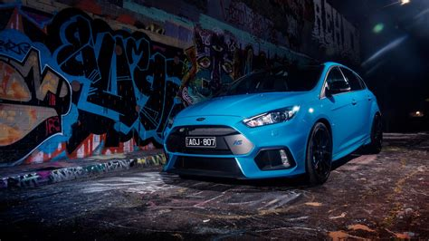 2018 Ford Focus RS Limited Edition Wallpaper | HD Car