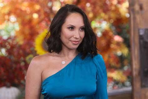Cheryl Burke Suffers Head Injury During 'Dancing With The