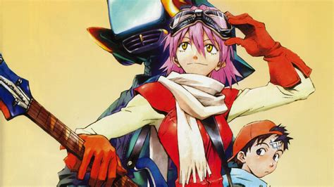 Cult anime series FLCL is returning for two new seasons