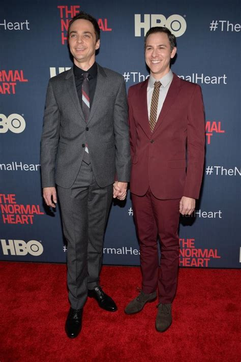 Jim Parsons: 'I am not engaged' - Daily Dish