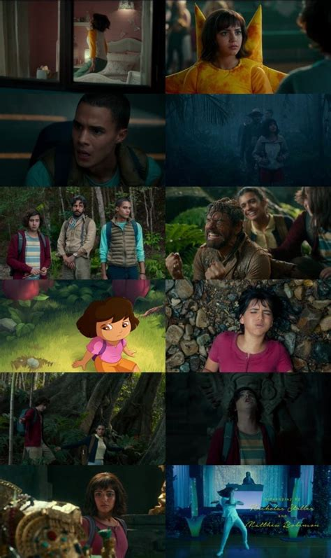 Dora and the Lost City of Gold 2019 Dual Audio Hindi 480p