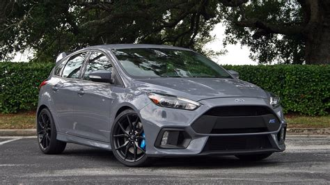 The 2017 Ford Focus RS Rides Like A Horse Cart & I Love It