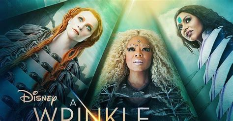 New 'A Wrinkle In Time' Theatrical Trailer Tries To
