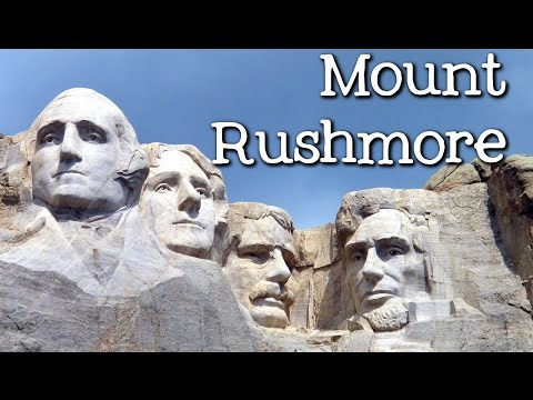 Mount Rushmore Travel Attractions, Facts & History