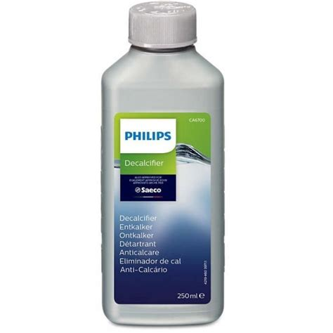 Philips Saeco Decalcifier (250 ml) £7