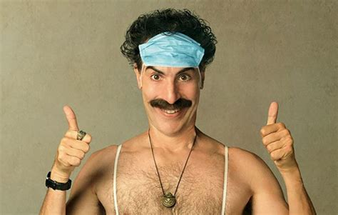 'Borat 2' posters removed from buses amid criticism from
