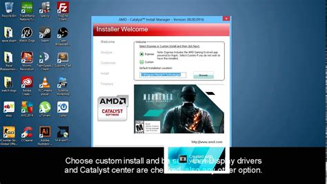 ATI Catalyst Control Center and Switchable Graphics fix