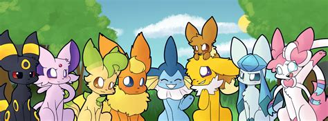 The squad by Scruffyeevee on DeviantArt