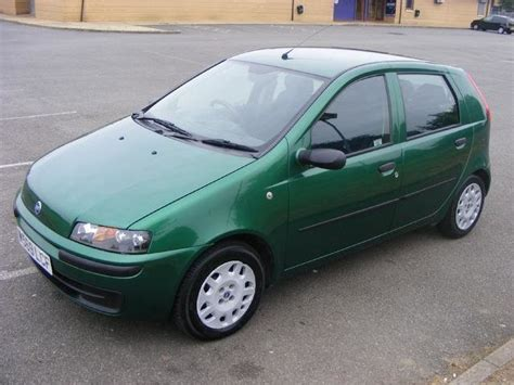 Fiat Punto 2002 12 Green For Sale in Swords, Dublin from