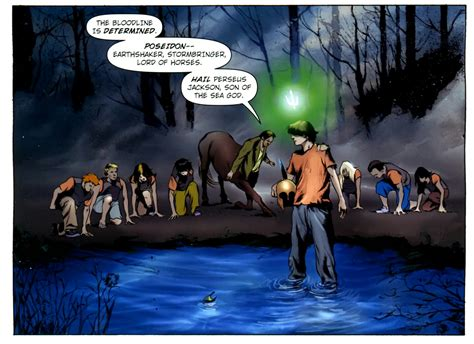 Claiming - Riordan Wiki - Percy Jackson, The Heroes of
